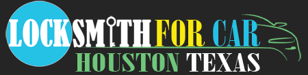 Locksmith For Cars Houston TX logo